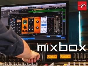 IK Multimedia - MixBox 1.0.0 STANDALONE, VST, VST3, AAX (x64) [En]