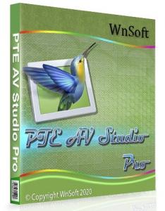 PTE AV Studio Pro 10.0.13 Build 4 RePack (& Portable) by Dodakaedr [Ru/En]