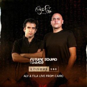 VA - Aly and Fila - Future Sound Of Egypt 668