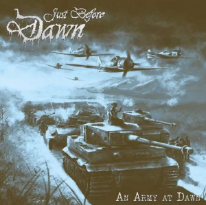 Just Before Dawn - An Army at Dawn