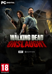 The Walking Dead Onslaught | VR