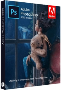 Adobe Photoshop 2020 21.2.4.323 RePack by PooShock [Multi/Ru]