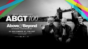 Above & Beyond - ABGT 400 (20 Years Of Anjunabeats), River Thames London, United Kingdom (2020-09-26)