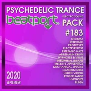 VA - Beatport Psy Trance: Electro Sound Pack #183