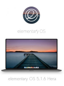 elementary OS 5.1.6 Hera [x86-64] 1xDVD