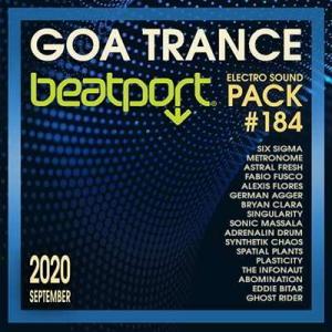 VA - Beatport Goa Trance: Electro Sound Pack #184-1