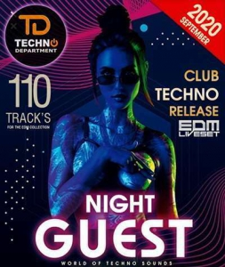 VA - Night Guest: Clubbing Techno