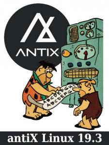 antiX Linux 19.3 Manolis Glezos [full] [i386, x86-64] 2xDVD