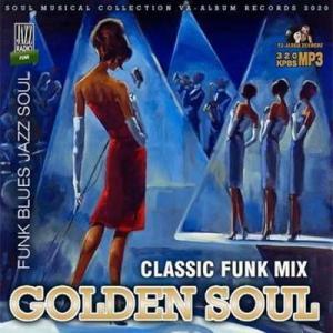 VA - Golden Soul: Classic Funk Mix