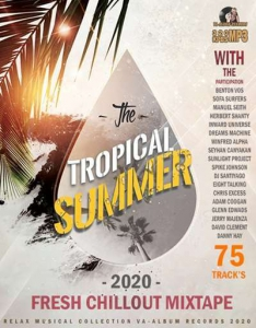 VA - The Tropical Summer: Fresh Chillout Mix