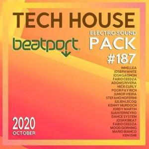 VA - Beatport Tech House: Electro Sound Pack #187