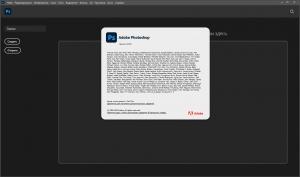 Adobe Photoshop 2021 22.4.2.242 RePack by KpoJIuK [Multi/Ru]