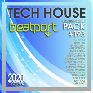 VA - Beatport Tech House: Electro Sound Pack #193