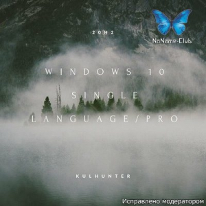 Windows 10 (v20h2) x64 HSL/PRO by KulHunter v6 (esd) [Ru]