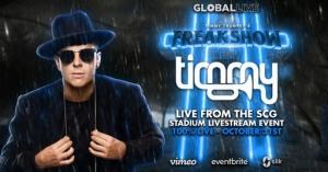 Timmy Trumpet - Live @ Halloween Freakshow, Sydney Cricket Ground, Australia (2020-10-31)