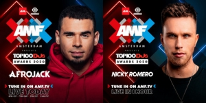 Afrojack & Nicky Romero - Two Is One, Amsterdam Music Festival, Netherlands (2020-11-07)