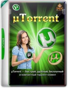 uTorrent Pack 1.2.3.50 Repack (& Portable) by elchupacabra [Multi/Ru]