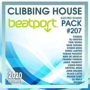 VA - Beatport Clubbing House: Electro Sound Pack #207