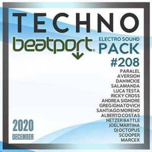 VA - Beatport Techno: Electro Sound Pack #208