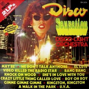 Disco-Light Orchestra - Disco Sensation