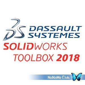 Дополнения - SolidWorks - Toolbox ГОСТ 2018 Build SP2.0 [SLDEDB, SLDPRT]