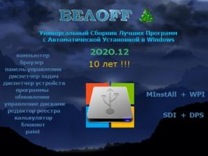 BELOFF 2O2O.12 Unpacked