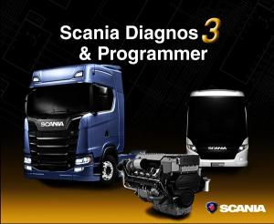 Scania SDP3 2.46.1 [Multi/Ru]