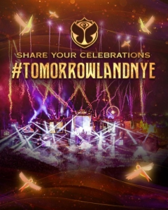 VA - Live @ Tomorrowland NYE Edition (2020-12-31)