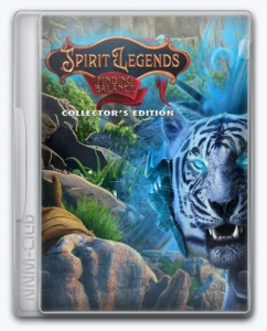 Spirit Legends 4: Finding Balance