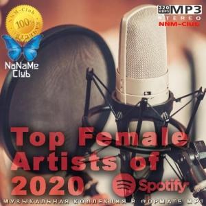 VA - Top Female Artists of 2020