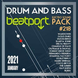 VA - Beatport D&B: Electro Sound Pack #218