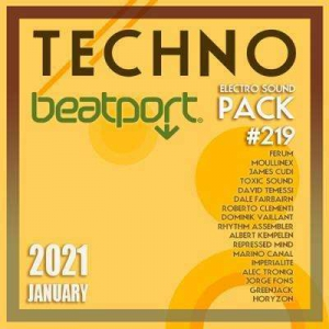 VA - Beatport Techno: Electro Sound Pack #219