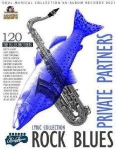 VA - Private Partners: Rock Blues Lyric Collection