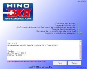 Hino DX2 2020 [Multi/Ru]