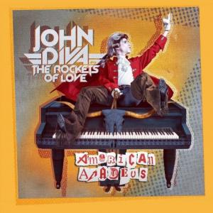 John Diva & The Rockets Of Love - American Amadeus