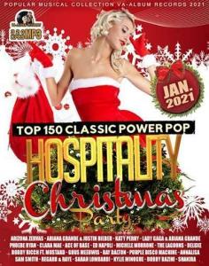 VA - Hospitality Christmas Pop Party