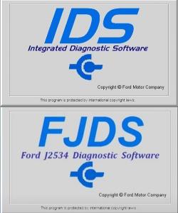 Ford IDS 120 Full + FJDS 120 Full [Multi/Ru]
