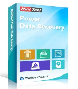 MiniTool Power Data Recovery Business Technician 9.2 [Multi/Ru]