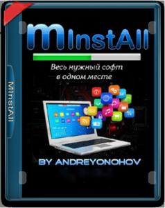 MInstAll v.07.06.2021 By Andreyonohov (ISO) [Ru]
