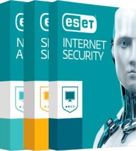 ESET NOD32 Antivirus/Internet Security/Internet Security(Для всех устройств) 14.0.22.0 RePack by KpoJIuK [Multi/Ru]