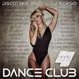 VA - Дискотека 2021 Dance Club Vol. 207 от NNNB