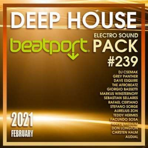 VA - Beatport Deep House: Electro Sound Pack #239