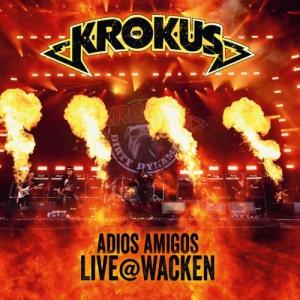 Krokus - Adios Amigos Live @ Wacken