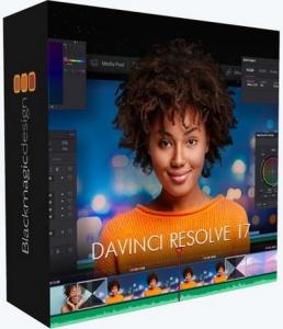 Blackmagic Design DaVinci Resolve Studio 17.4 Build 12 RePack by KpoJIuK [Multi/Ru]