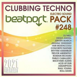 VA - Beatport Club Techno: Sound Pack #248