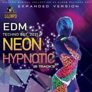VA - EDM Neon Hypnotic