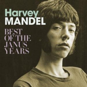 Harvey Mandel (Snake) - Best of the Janus Years