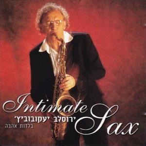 Jaroslav Jakubovic - Intimate Sax