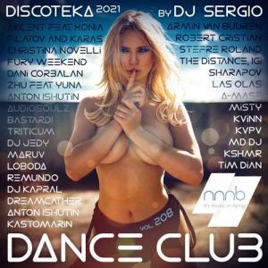VA - Дискотека 2021 Dance Club Vol.208