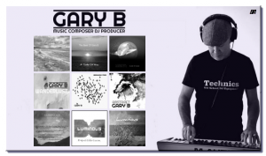 Gary Butcher aka Gary B, Luminous: ex resident of Cafe Del Mar - Discography 9 Releases